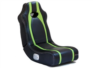 X-Rocker Spectre - Gaming Chair - Μαύρο/Πράσινο