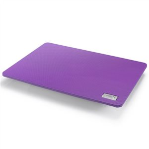 Notebook cooler N1 Purple για laptop έως 15.6""
